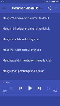 Ceramah Abah Uci Offline 18 screenshot 1