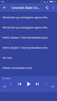 Ceramah Abah Uci Offline 19 screenshot 1