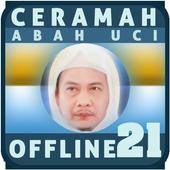 Ceramah Abah Uci Offline 21 icon