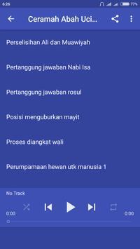 Ceramah Abah Uci Offline 22 poster