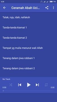 Ceramah Abah Uci Offline 24 poster