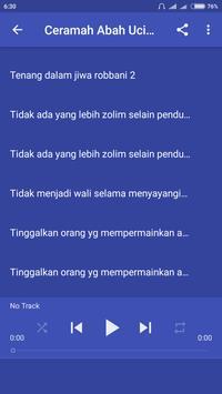 Ceramah Abah Uci Offline 24 screenshot 1