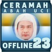 Ceramah Abah Uci Offline 23 icon