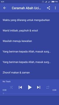 Ceramah Abah Uci Offline 25 screenshot 3