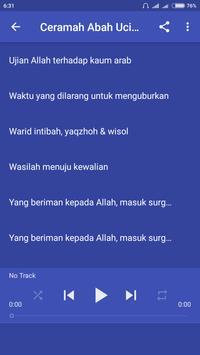 Ceramah Abah Uci Offline 25 poster