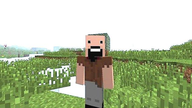 Herobrine Mods For Minecraft apk screenshot