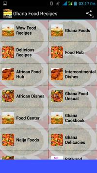 Ghana food recipes apk download free health fitness app for ghana food recipes poster forumfinder Images