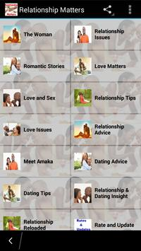 Relationship Matters. poster
