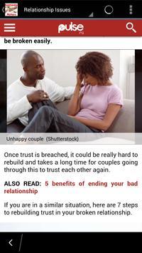 Relationship Matters. screenshot 2