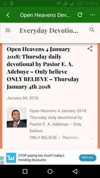 Open Heavens 2018 screenshot 5