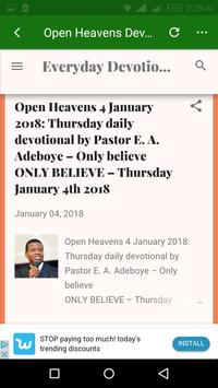 Open Heavens 2018 screenshot 6