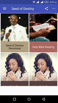 Seed of Destiny poster