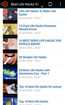 Best Life Hacks Pics & Videos apk screenshot