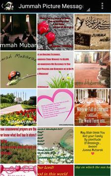 Jummah Eid Lailat Pic Messages screenshot 1