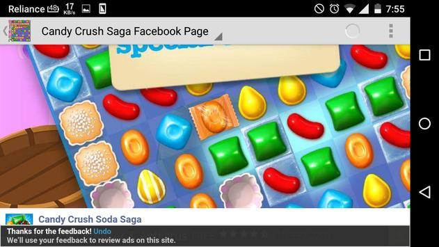New Candy Crush Saga Guide screenshot 3