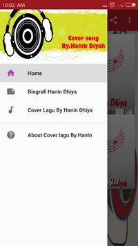 Cover lagu By.Hanin Dhiya screenshot 1
