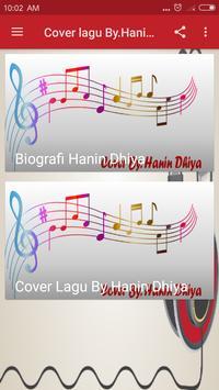 Cover lagu By.Hanin Dhiya screenshot 2