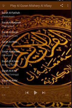Al-Quran Mishary Al-Afasy screenshot 1
