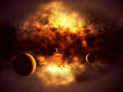 Space HD Wallpapers apk screenshot