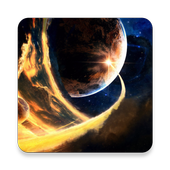Space Live Wallpapers icon