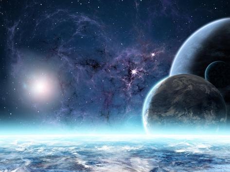 Space Live Wallpapers apk screenshot