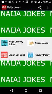 Naija Jokes screenshot 1