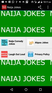 Naija Jokes apk screenshot