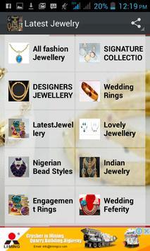 Latest Jewelry apk screenshot