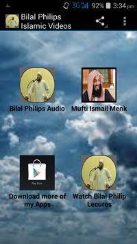 Bilal Philips Islamic Videos poster