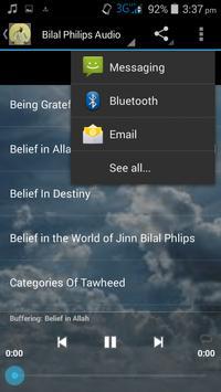 Bilal Philips Islamic Videos screenshot 7