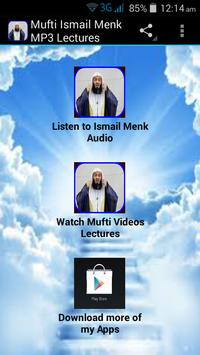 Mufti Ismail Menk MP3 Lectures screenshot 4