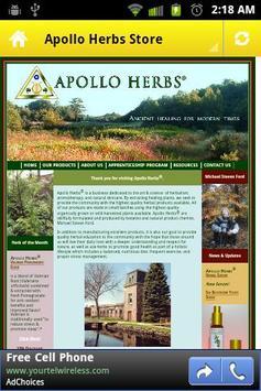 Apollo Herbs apk screenshot