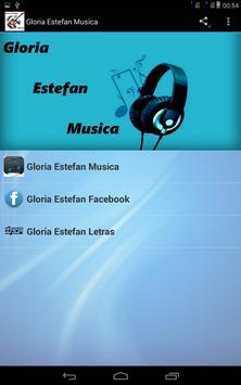 Gloria Estefan Musica poster