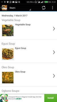 FOOD RECIPES (VIDEOS) apk screenshot