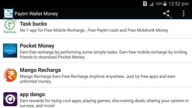 Paytm Wallet Money screenshot 7