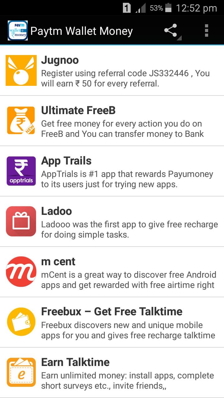 Paytm Wallet Money for Android - APK Download