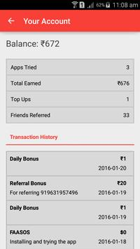 Paytm Wallet Money screenshot 1