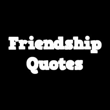 Friendship Quotes poster