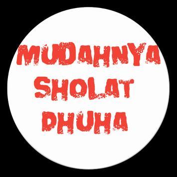 Mudahnya Sholat Dhuha poster