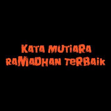 Kata Mutiara Ramadhan Terbaik poster