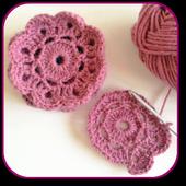 Crochet Flowers icon