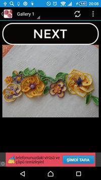Crochet Flowers poster
