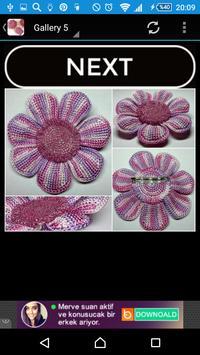 Crochet Flowers apk screenshot
