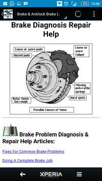 Car Problems and Repairs screenshot 1