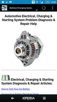 Car Problems and Repairs screenshot 6
