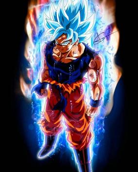 Goku Super Saiyan God Blue Wallpaper 10 Android