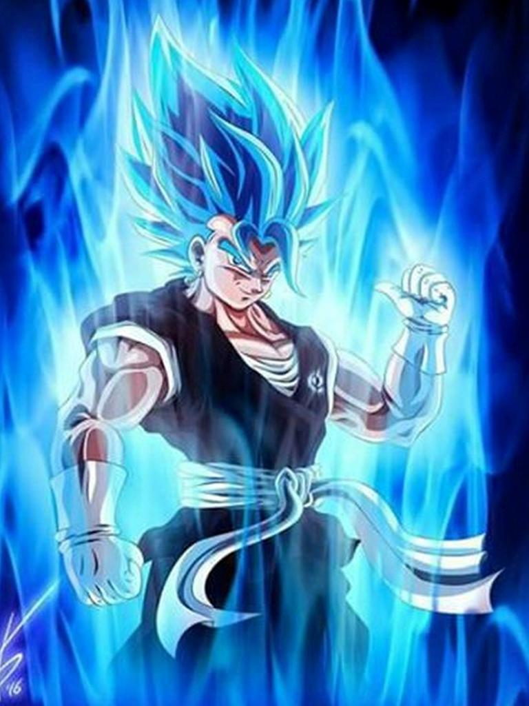 Goku Super Saiyan God Blue Wallpaper For Android Apk Download