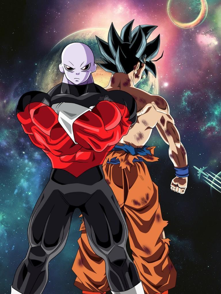 Goku Vs Jiren Wallpaper For Android Apk Download