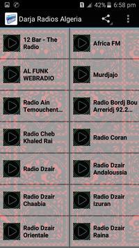 Darja Radios Algeria poster