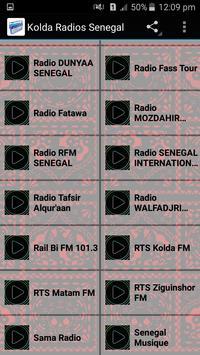 Kolda Radios Senegal apk screenshot